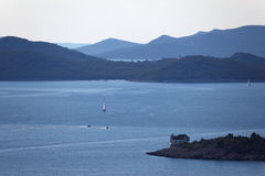 Kornati Islands, Croatia Royalty Free Stock Photography