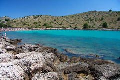Kornati Islands - Croatia Royalty Free Stock Photos