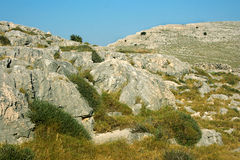 Kornati islands, Croatia Stock Photos