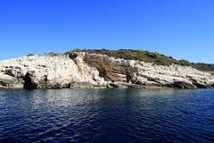 Kornati islands Stock Photography