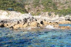 Kornati islands Royalty Free Stock Photos