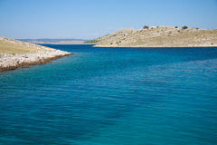 Kornati - Kroatien Lizenzfreie Stockfotos