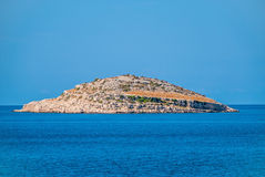 Kornati nationalpark Arkivbild
