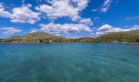 Kornati natura Fotografia Royalty Free