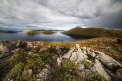 Kornati park narodowy obraz stock