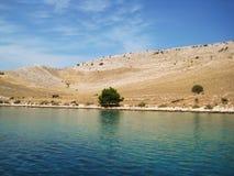 Kornati wyspa zdjęcie royalty free