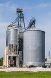 Kornbehälter stockfotografie