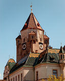 Korneuburg Rathaus Royaltyfri Foto