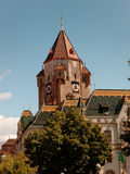 Korneuburg Rathaus Στοκ Φωτογραφίες