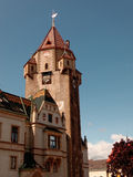 Korneuburg Rathaus Foto de archivo libre de regalías