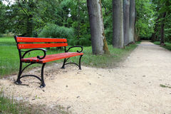 Kornik arboretum - Poland Royalty Free Stock Image