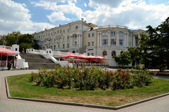The Kornilov embankment in Sevastopol Stock Images
