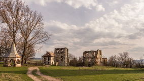 Kornis Castle Stock Photography