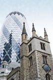 korniszon London fotografia stock