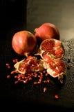 kornpomegranate Royaltyfria Bilder