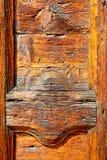 korntextur av en antikvitet i Italien Europa Royaltyfria Bilder