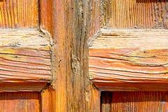 korntextur ett bruna antika Italien Europa Arkivfoton