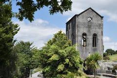 Kornwalijski Pumphouse Waihi Nowa Zelandia NZ Obraz Stock