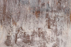 Korodująca, ośniedziała metalu drzwi tekstura, Obrazy Stock