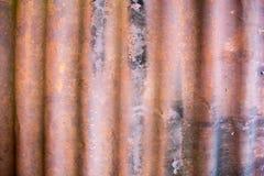 Korodujący żelazo zdjęcia stock
