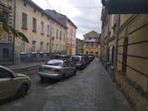 Korolenka gata Royaltyfri Bild