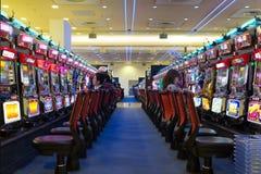 Koron automat do gier w Kanazawa Zdjęcie Stock
