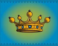 korona ilustracja wektor