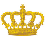 korona Obrazy Stock