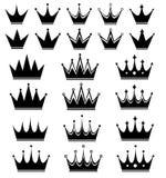 korona Zdjęcia Royalty Free