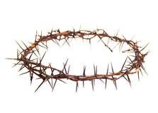 Korona ciernia jezus chrystus Fotografia Royalty Free