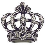 Korona wektor Fotografia Royalty Free
