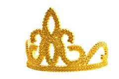 korona złota Obrazy Royalty Free