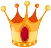 korona złota Zdjęcie Stock