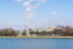 Koronapark Stockbild