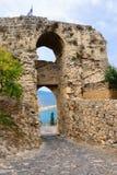 Koroni castle Royalty Free Stock Photo