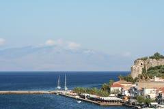 Koroni - greece Stock Images