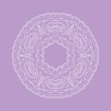 Koronkowa kurenda pattern2 ilustracji