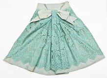 koronkowa spódnica Zdjęcie Stock