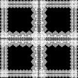 Koronkowa tekstura Obrazy Stock