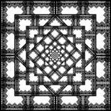 Koronkowa tekstura Obrazy Royalty Free