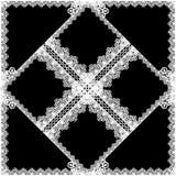 Koronkowa tekstura Zdjęcie Stock
