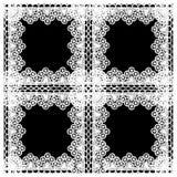 Koronkowa tekstura Zdjęcia Stock