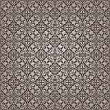 koronkowy deseniowy bezszwowy Zdjęcie Royalty Free