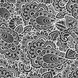 koronkowy deseniowy bezszwowy ilustracja wektor