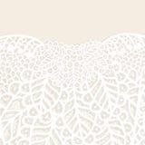 Koronkowy elegancki tło Obraz Stock