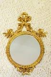 koronkowy lustro Fotografia Stock