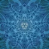 koronkowy ornamentacyjny round ilustracji