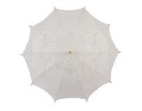 Koronkowy parasol Zdjęcia Royalty Free