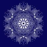 Koronkowy pattern8 royalty ilustracja