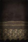 koronkowy rocznik Obraz Royalty Free
